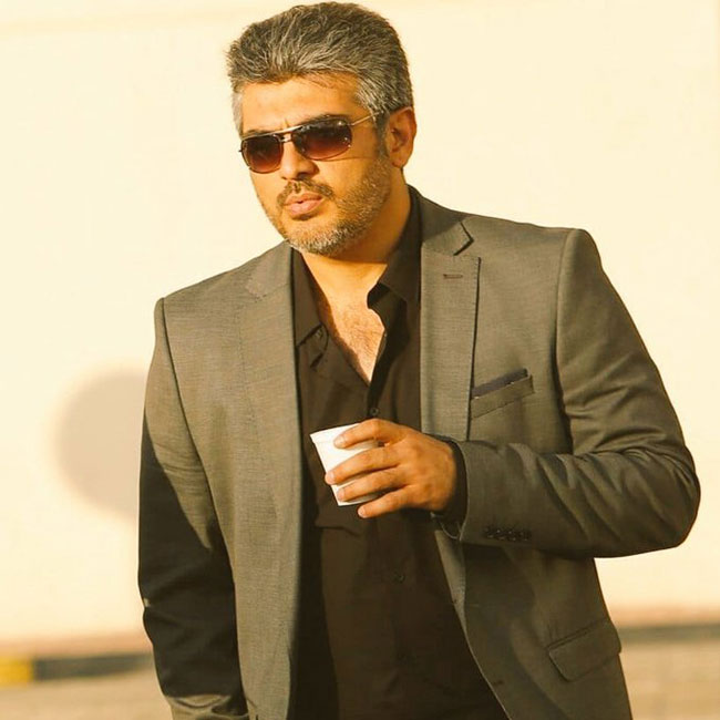 Ajith finishes his dubbing for 'Valimai' and is happy with the outcome