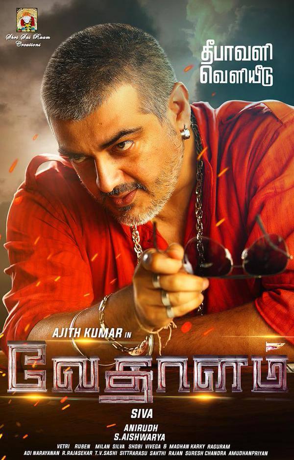 Vedhalam Movie Images