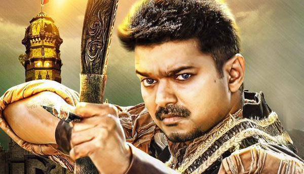 Puli is set to be released on Sivaji's B'Day