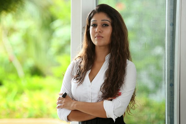 Nayanthara dubbed in her own voice for the first time