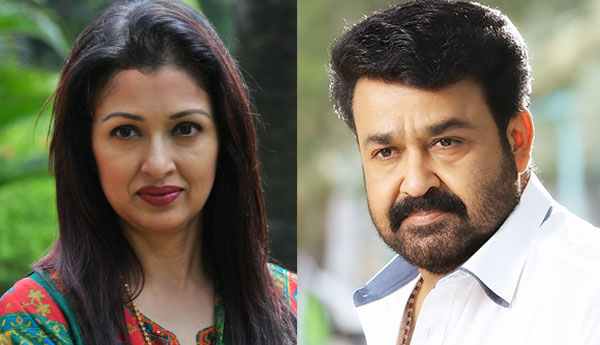 Lalettan joins with Gauthami after 18 years