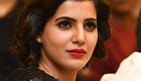 Samantha says no to usual roles