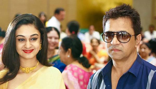 Actor Arjun Directs his Daughter Aishwarya