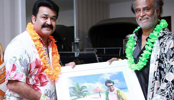 Mohanlal gets Kabali movie rights in Malayalam