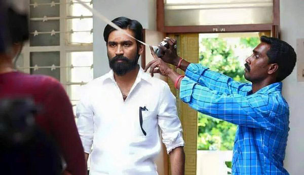 Is Dhanush's 'Kodi' about Thermal Power Plant issue?