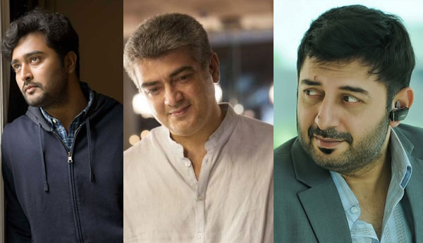 Prasanna or Arvind Swamy to play Villian in Thala 57