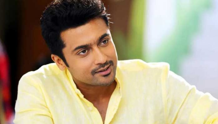 Surya's next with Pa Ranjith gets its title