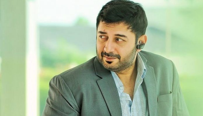 Arvind Swamy becomes a Hollywood hero