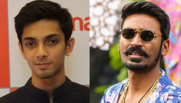Dhanush clicks unfollow for Anirudh in Twitter