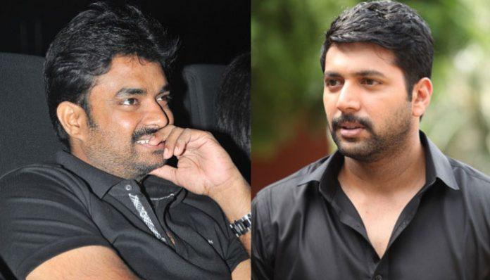 Jayam Ravi – A L Vijay's next on floors now
