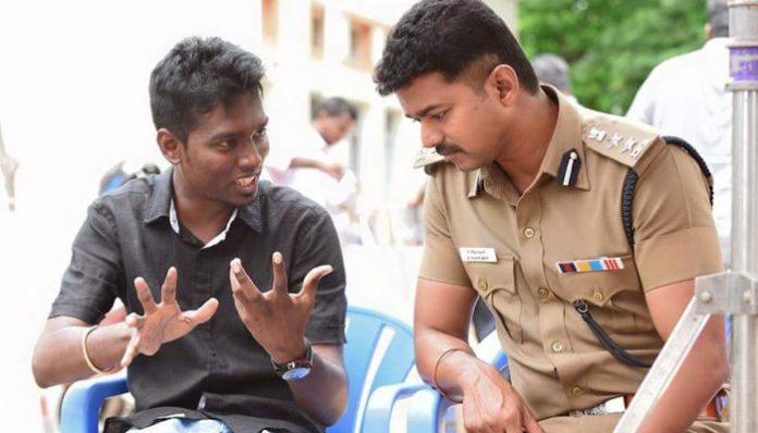 Vijay and Atlee to reunite for 'Vijay 61'