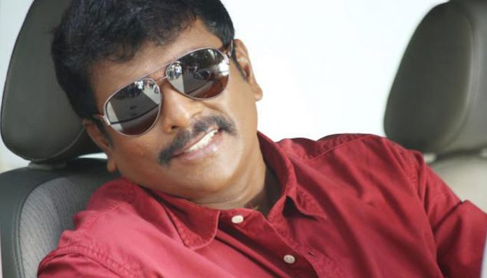 Does the ever big historical film has Parthiban?