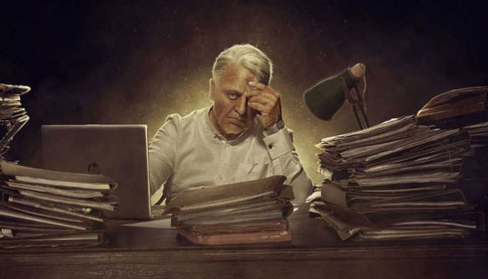 Huge budget fight sequence in Indian 2