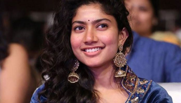 Actress Sai Pallavi in the biopic of a late actress