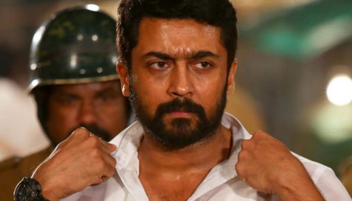 Surya is to be a Politician in Pandiraj's movie