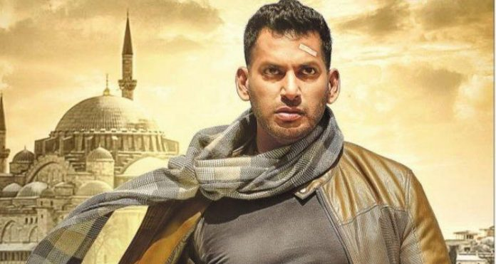Vishal to compensate for the losses to Action producer