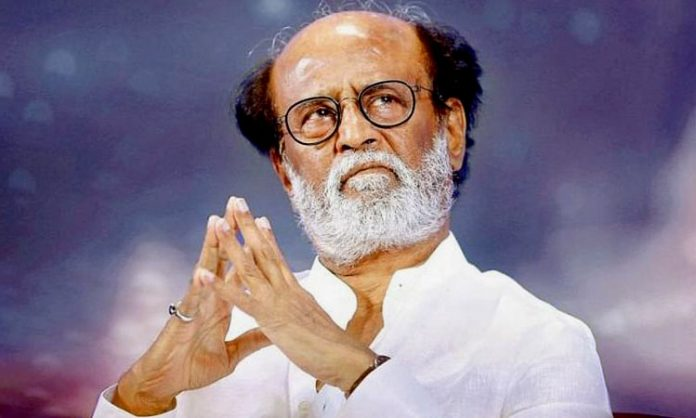 The letter is false but the content is true – Super Star Rajinikanth