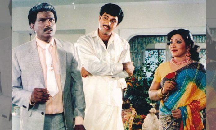 Sibi Sathyaraj exhilarated - 30 years of Nadigan