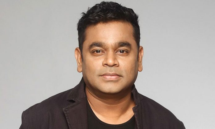 Another feather in AR Rahman's cap