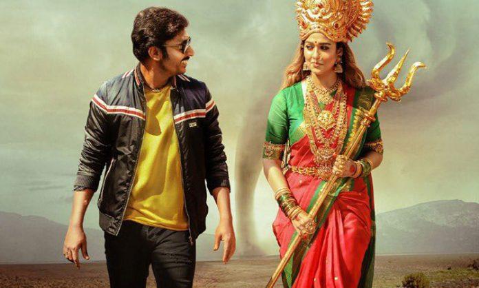 'Mookuthi Amman 2' is definite - RJ Balaji