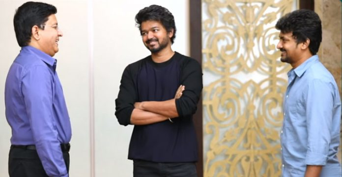 Nelson is directing Thalapathy 65 Officially announced