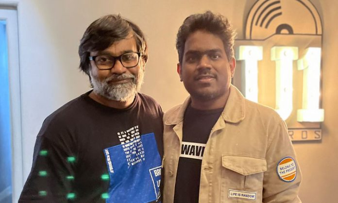 Yuvan, joining with Selvaraghavan, the 8th time