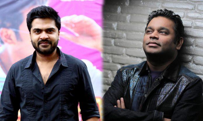 AR Rahman scoring for Simbu movie again