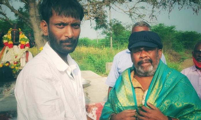 Senthil plays the lead role and shoots started