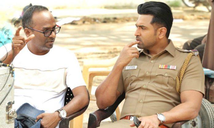 Arun Vijay's 'Sinam', getting ready for International festivals