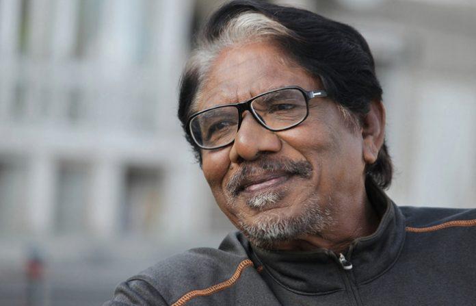 Bharathiraja is out of Simbu's 'Maanaadu' cast