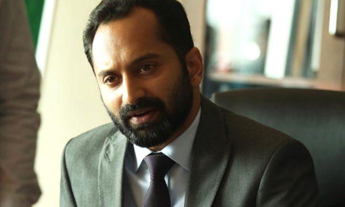Fahadh Faasil, in Kamal's 'Vikram'