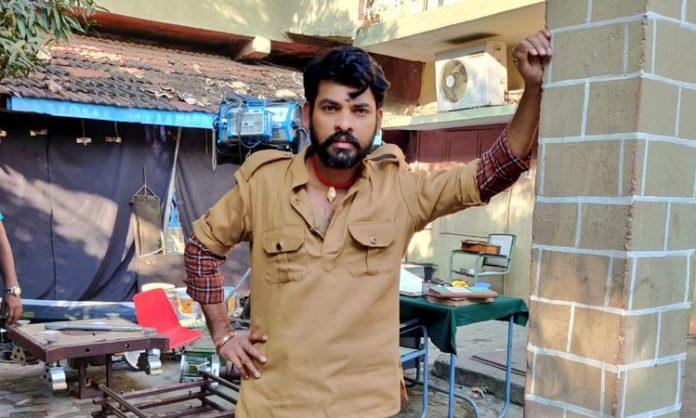 Vimal in Single Shot Movie