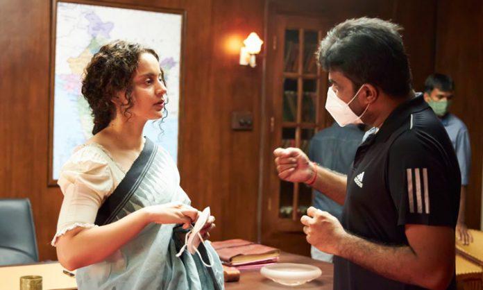 'Thalaivi' lead, Kangana praises director AL Vijay: a 'Devta'