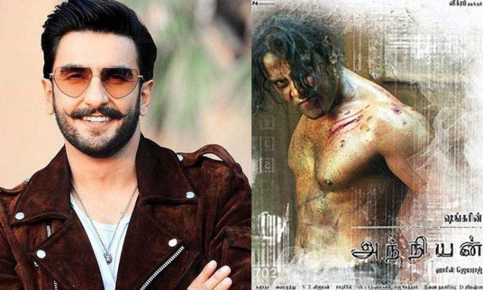 Shankar remakes 'Anniyan' in Hindi with Ranveer