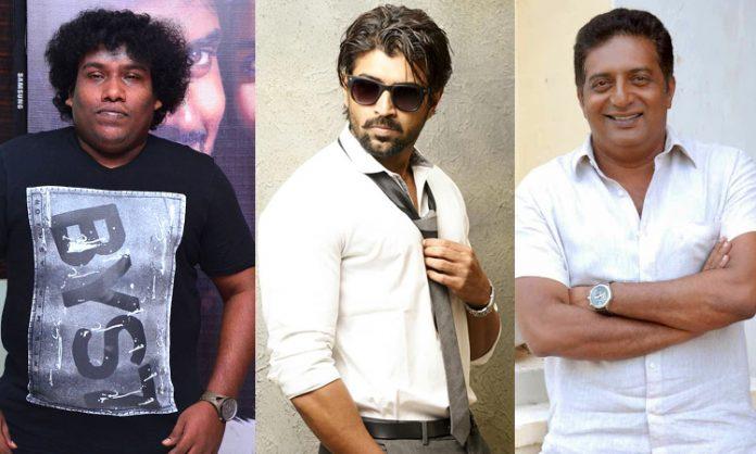 Prakash Raj and Yogi Babu joining with Arun Vijay