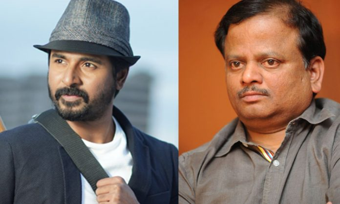 Sivakarthikeyan joining with director KV Anand