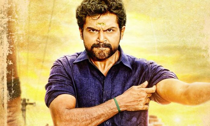 New movie of Karthi with Muthaiah
