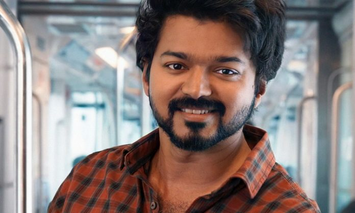 The great achievement by Vijay's Master in Tamil Nadu