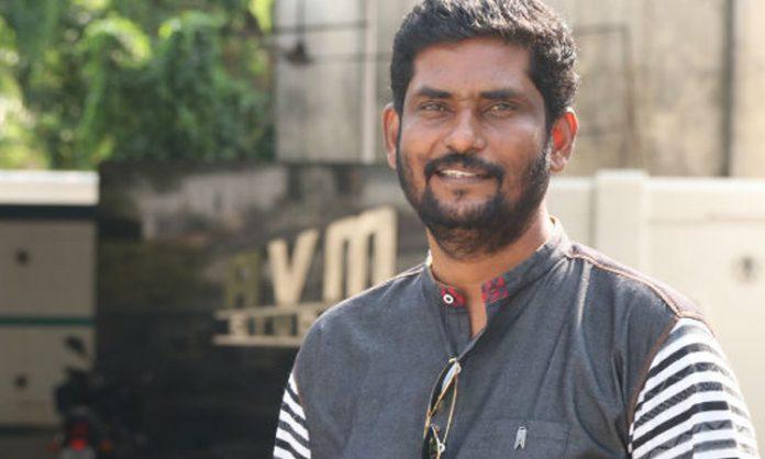 Maanaadu producer Suresh Kamatchi resuming direction!