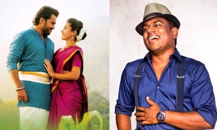 Yuvan, in the crew of 'Sulthan'