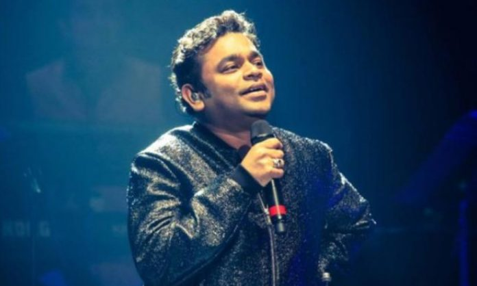 '99 Songs' is not my story but a story written by me - AR Rahman