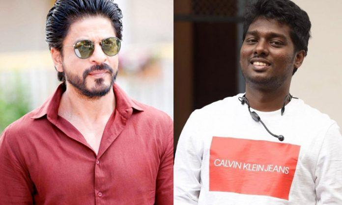 Atlee directs SRK