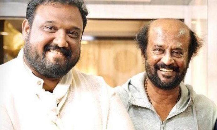 Superstar completed his parts and begins dubbing, for 'Annaatthe'
