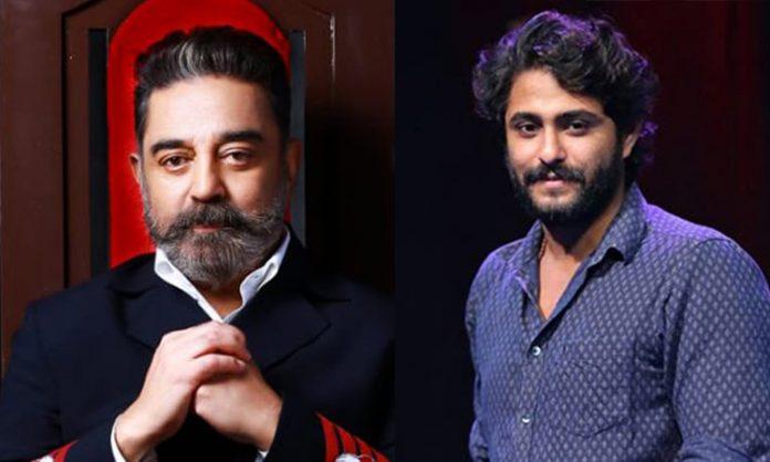 Antony Varghese joins Kamal in 'Vikram'