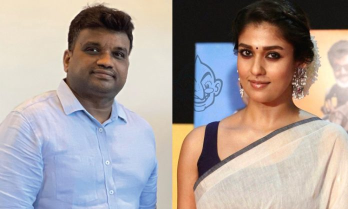Director Arivazhagan is joining next with Nayanthara