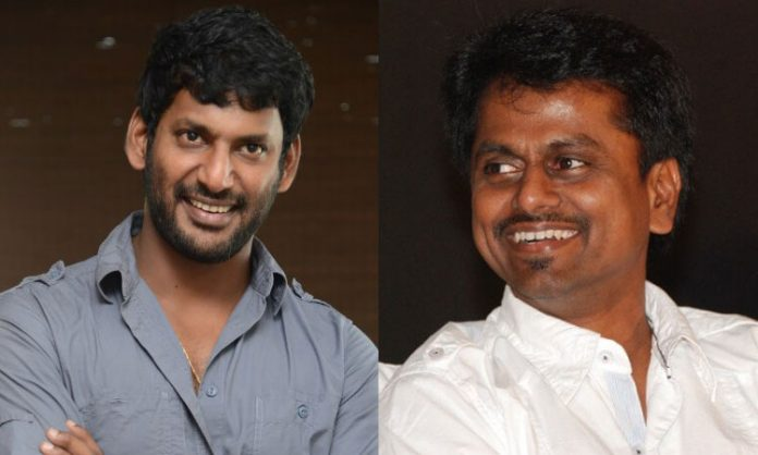 Vishal, joining with AR Murugadoss, for his next movie