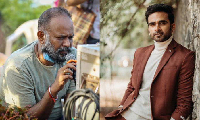 Ashok Selvan with Venkat Prabhu in a quick venture