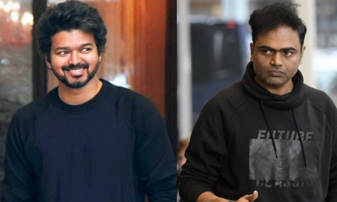 Vijay joining with Vamshi Paidipally for 'Thalapathy 66'